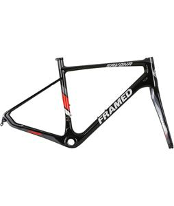 Framed Savona Carbon Rim Brake Bike Frame