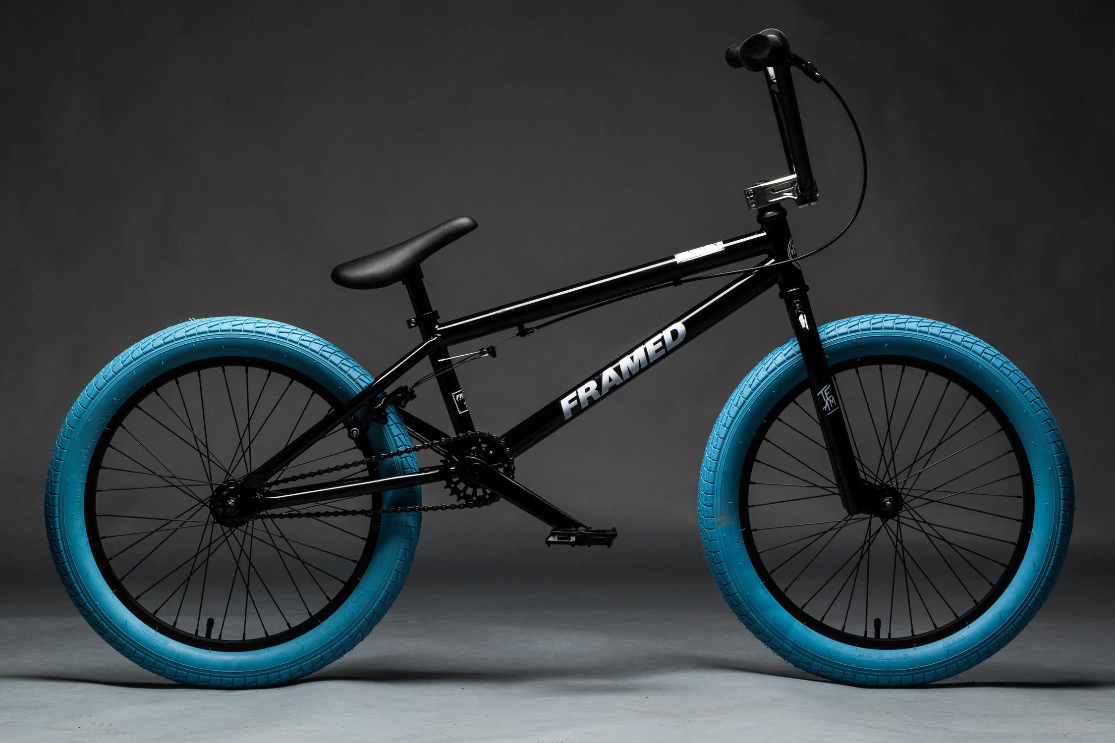 Framed Team Bmx Bike 2019