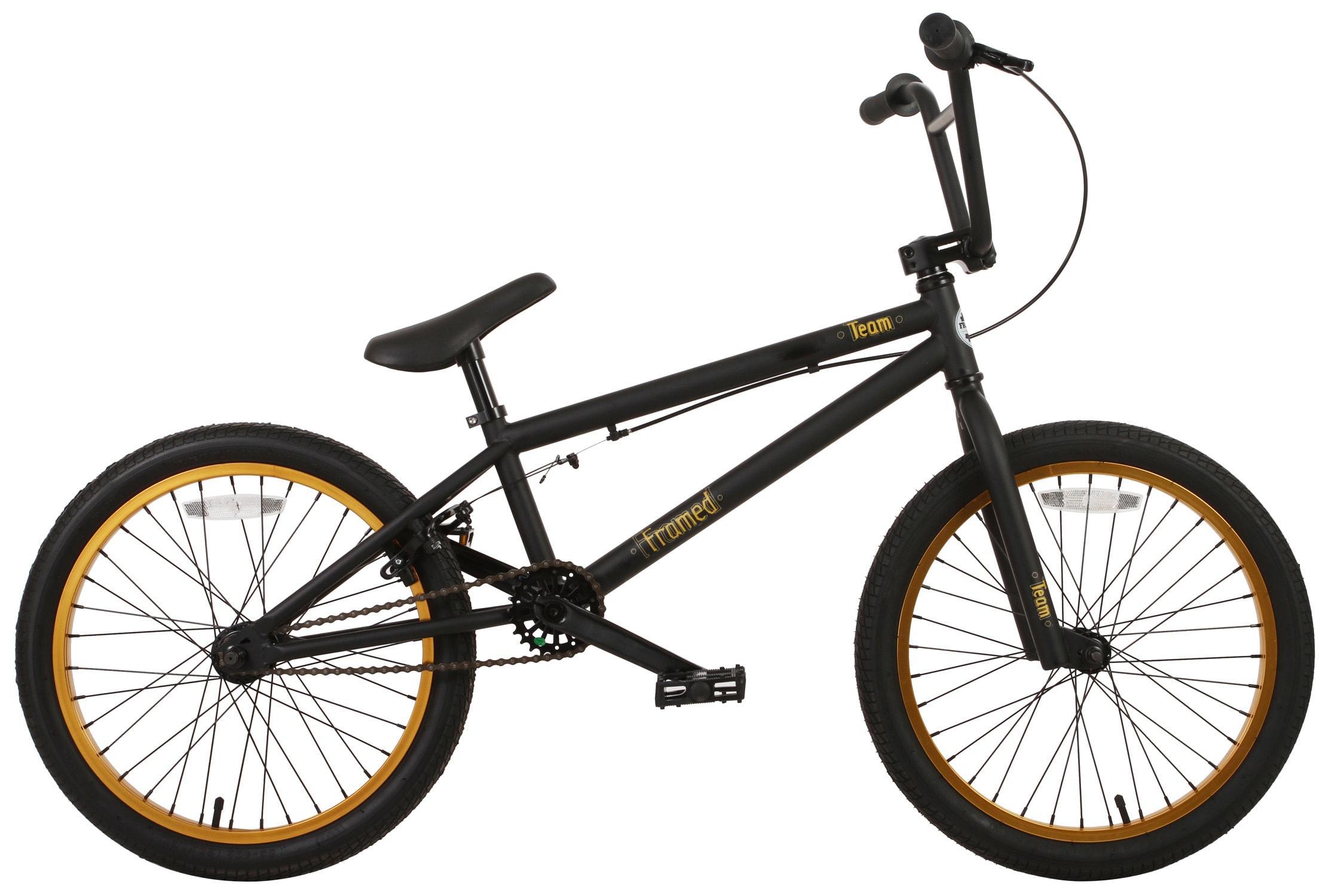 On Sale Framed Team BMX Bike Up To 40% Off