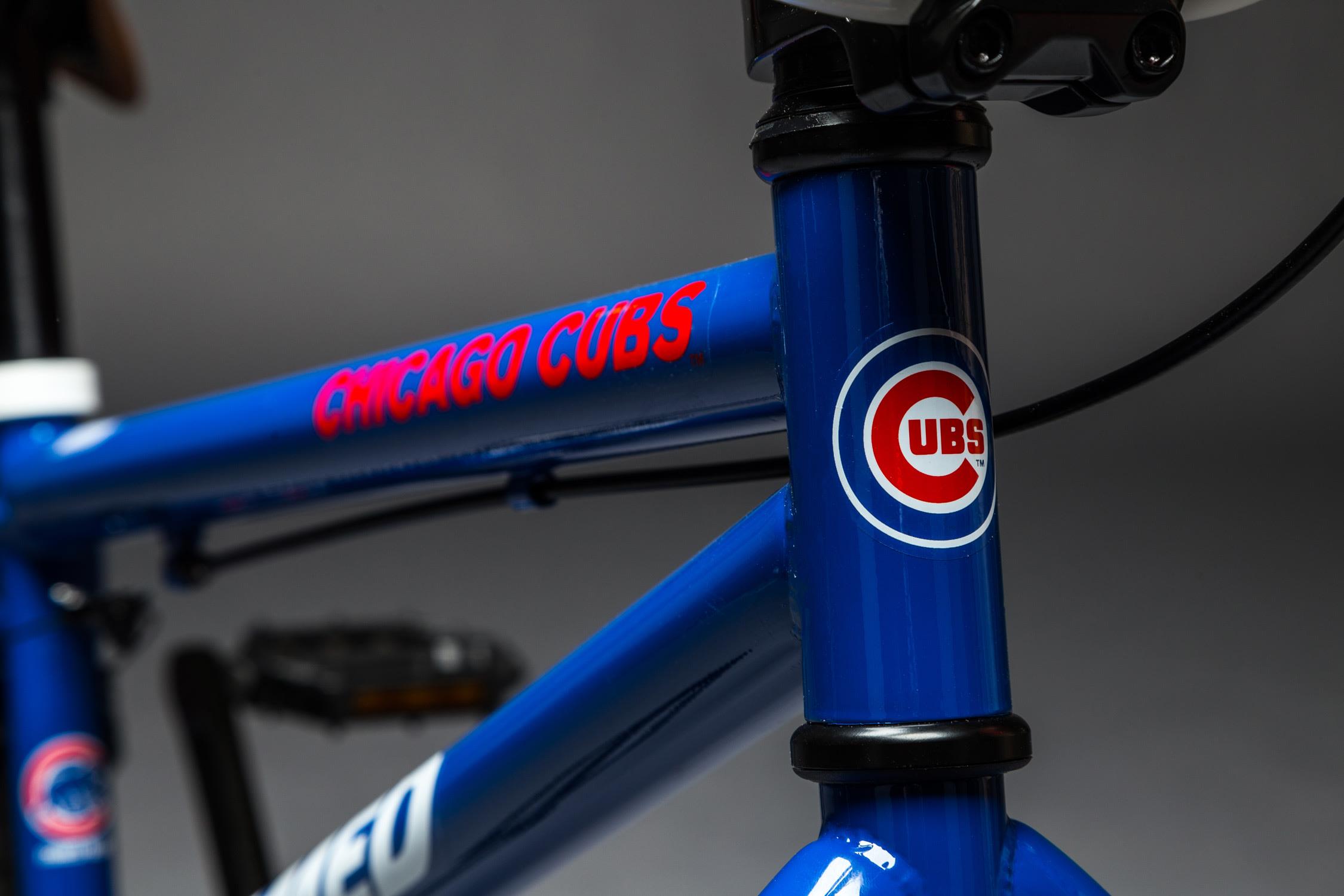 Framed X Cubs Team Bmx Bike 2019
