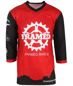 Framed The Pub 3/4 Bike Jersey