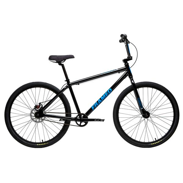 Framed Twenty6er BMX Bike (Black/Blue)