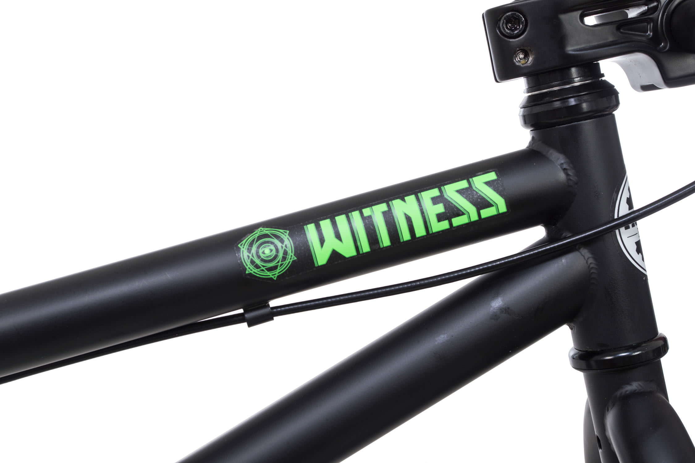 Framed Witness Bmx Bike