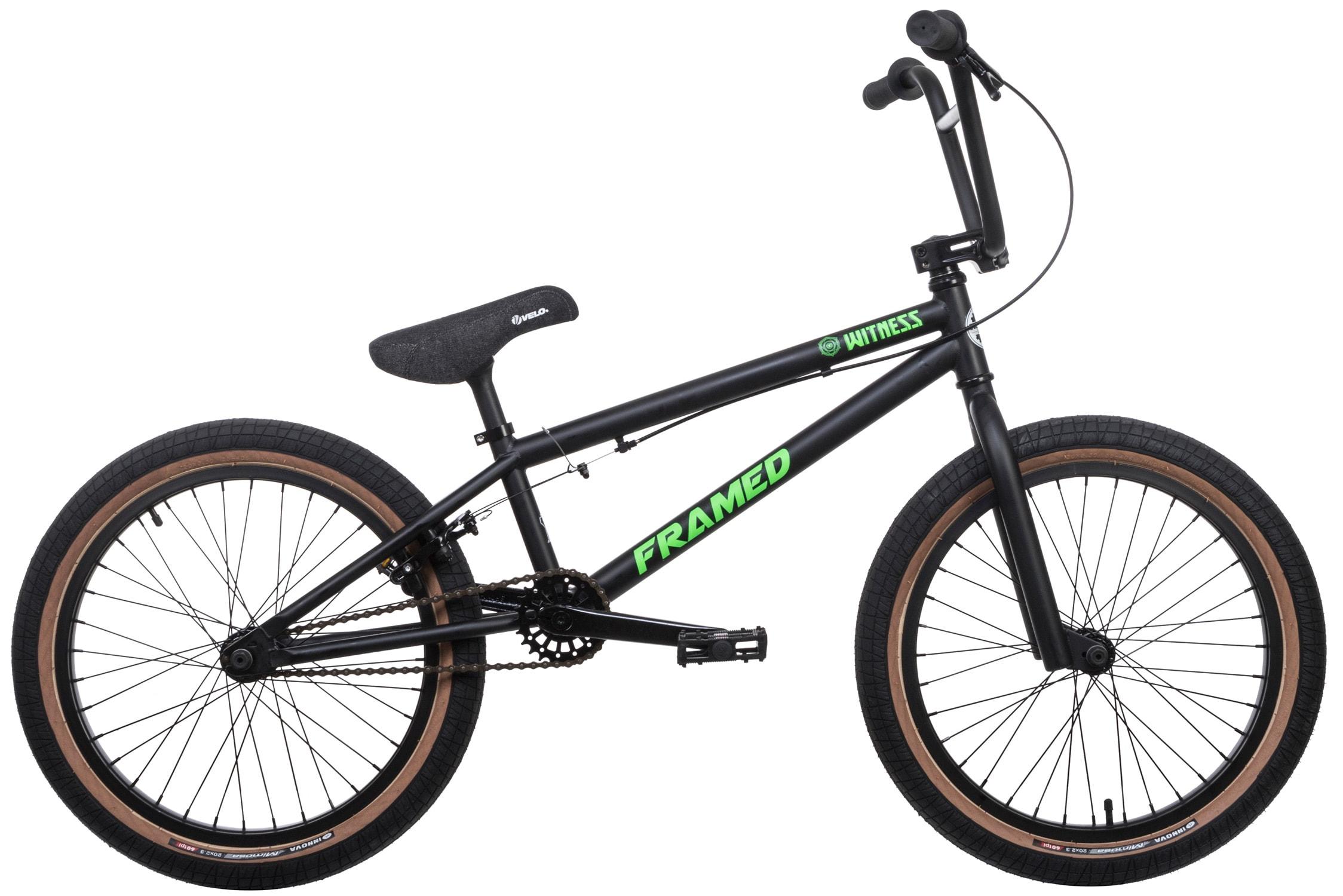 Framed Witness BMX Bike Mens Dark Grey/Geen Sz 20in | eBay