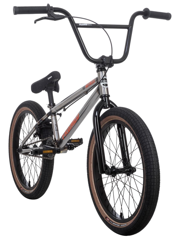 Framed Witness Bmx Bike 2019