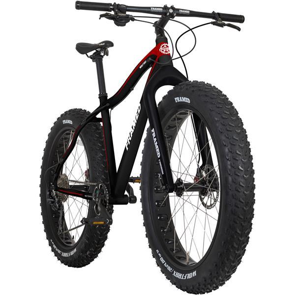 wolftrax alloy 1 0 w sram x5 (1 x 10) fat bike w carbon fork  mountain bike components diagram click to enlarge #3