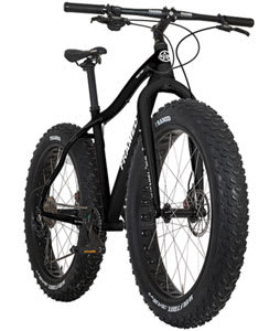 Wolftrax Alloy 3.0 w/ Alloy Fork Fat Bike