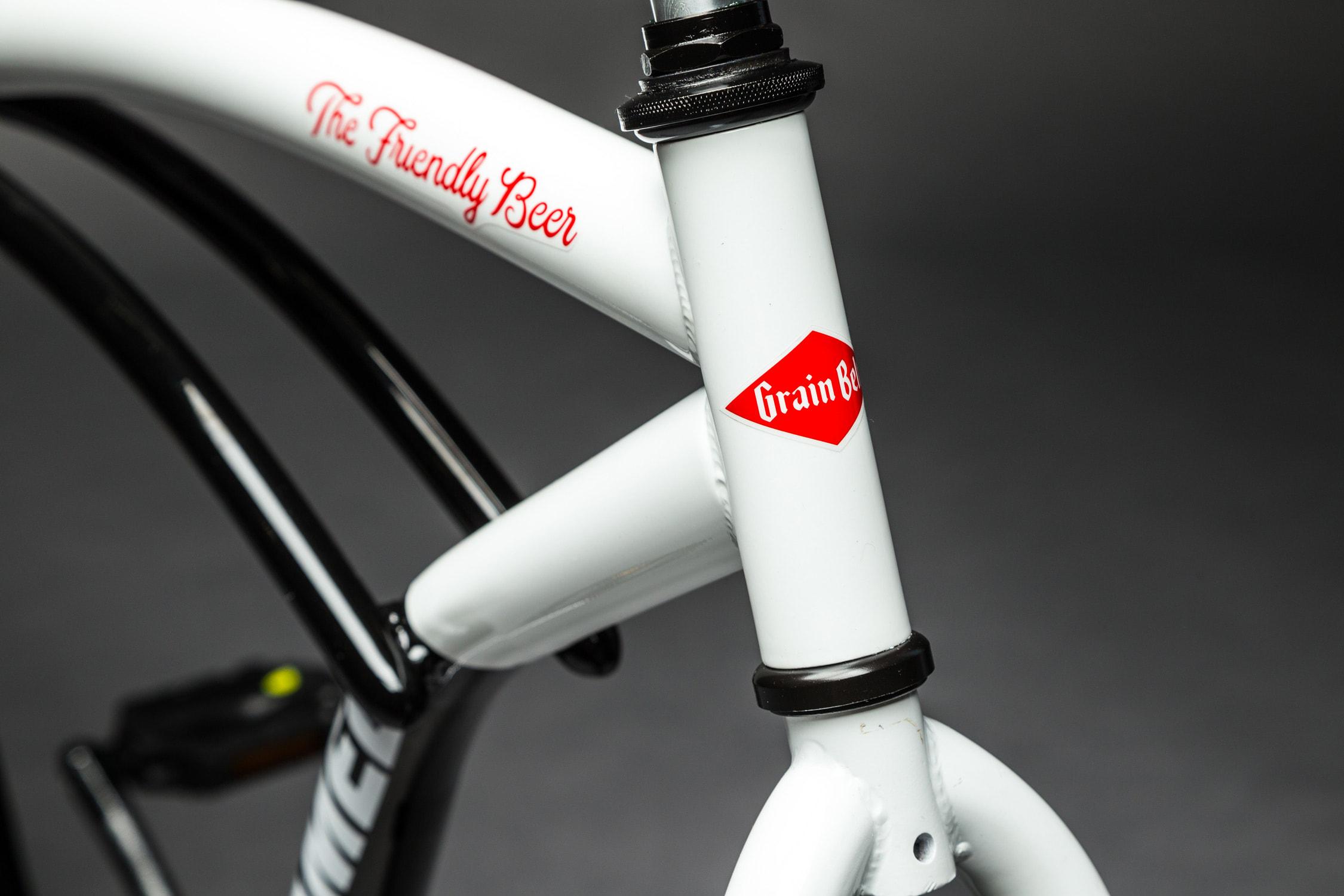 Framed Grain Belt Cruiser Bike 2019