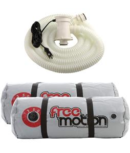 Freemotion Ballast Fat Sac Package 700lbs + Pump