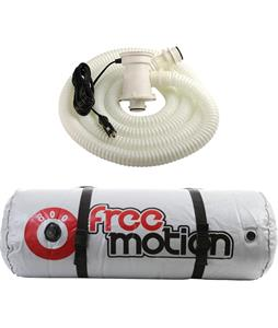Freemotion Ballast Fat Sac Package 800lbs + Pump