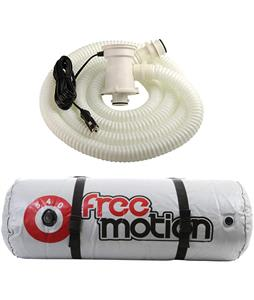 Freemotion Ballast Fat Sac Package 540lbs + Pump