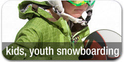 Youth Snowboarding