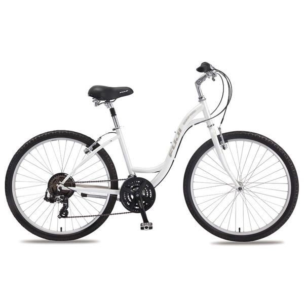 Fuji Sagres 3 0 Ls Bike Pearl White / Gold 16In (S) U.S.A. & Canada