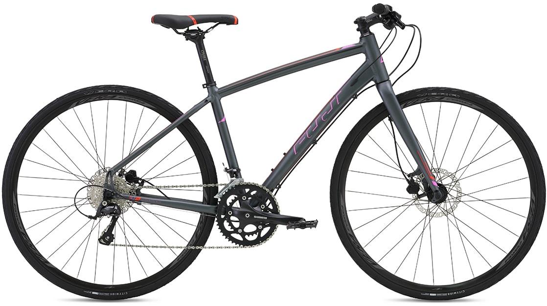 Fuji Silhouette 1.3 Disc Bike qfjsi13d15sdg16zz-fuji-bikes