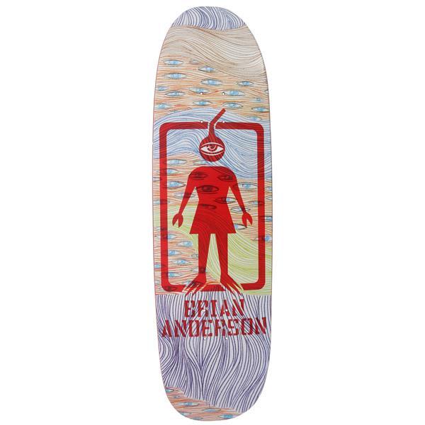 Girl Brian Anderson Powerslide #2 Skateboard U.S.A. & Canada