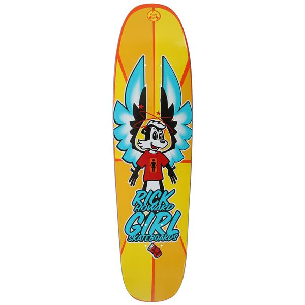 Girl Rick Howard Powerslide #2 Skateboard U.S.A. & Canada