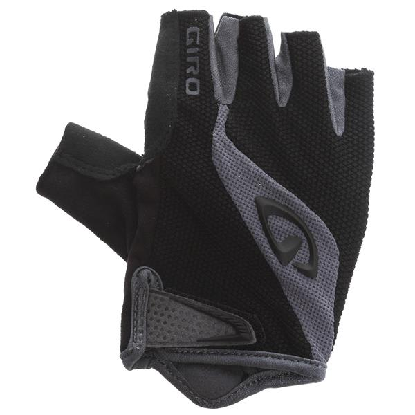 Giro Bravo Bike Gloves Black / Charcoal U.S.A. & Canada
