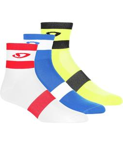 Giro Comp Racer 3 Pack Socks