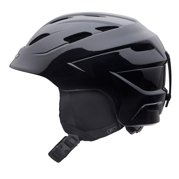Giro Decade Snowboard Helmet Black Pearl Sans U.S.A. & Canada