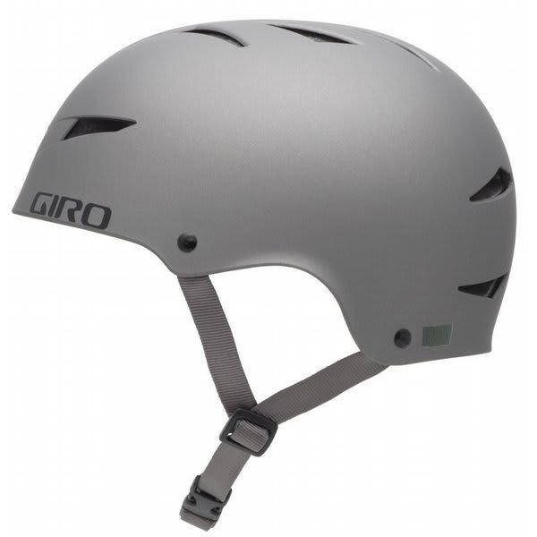 Giro Flak Bike Helmet Matte Titanium U.S.A. & Canada
