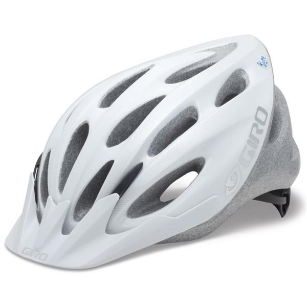Giro Flume Bike Helmet White Adjustable (50 57Cm) U.S.A. & Canada