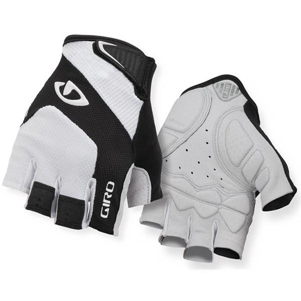 Giro Monaco Bike Gloves White / Black U.S.A. & Canada