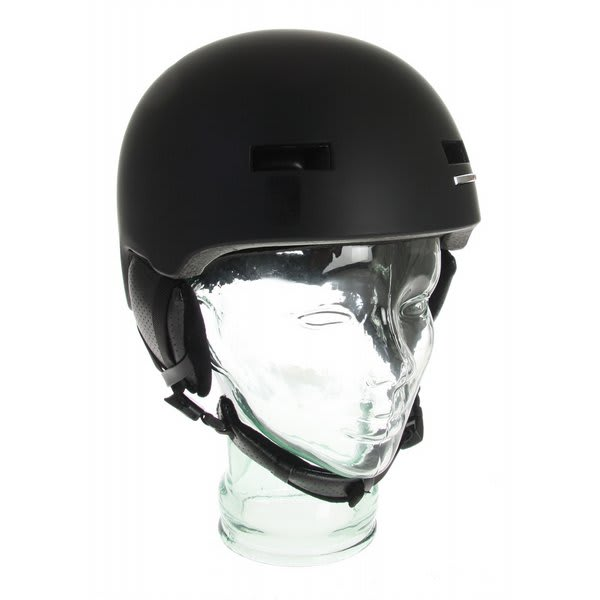 Giro Shiv Snowboard Helmet Matte Black U.S.A. & Canada