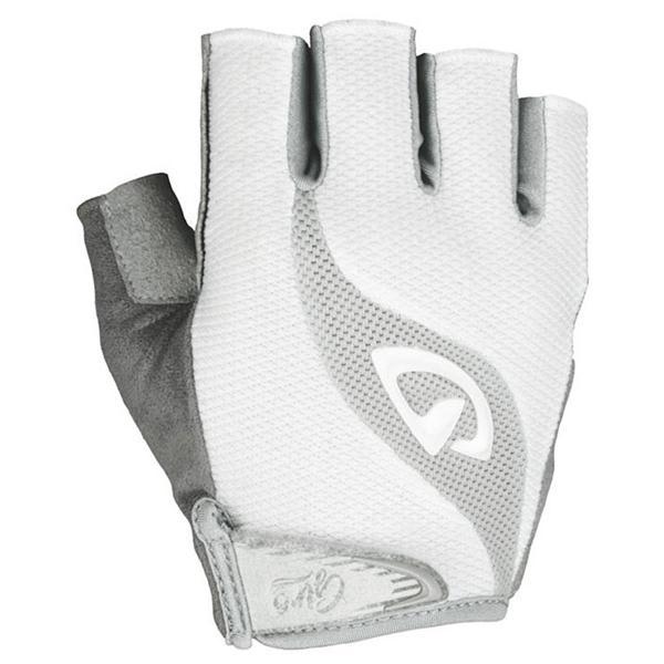 Giro Tessa Bike Gloves White / Grey U.S.A. & Canada