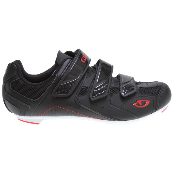 Giro Treble Bike Shoes Black / White / Red U.S.A. & Canada