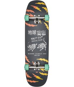 Globe Cut Club Skateboard Complete