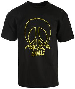 Gnarly Outline Tree T-Shirt