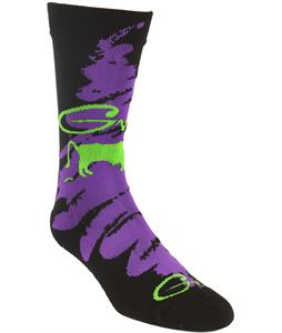 GNU Advanced Geometry Socks
