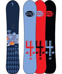 GNU Forest Bailey 4 Wide Snowboard