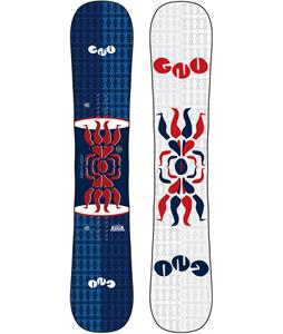 GNU Forest Bailey Head Space Asym Blem Snowboard