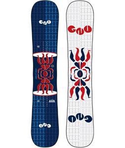 GNU Forest Bailey Head Space Asym Wide Snowboard