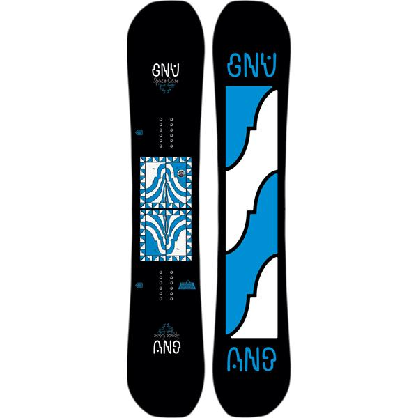 GNU Forest Bailey Space Case Asym Snowboard