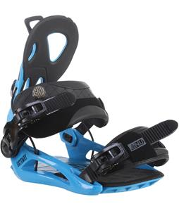 GNU Gateway Snowboard Bindings