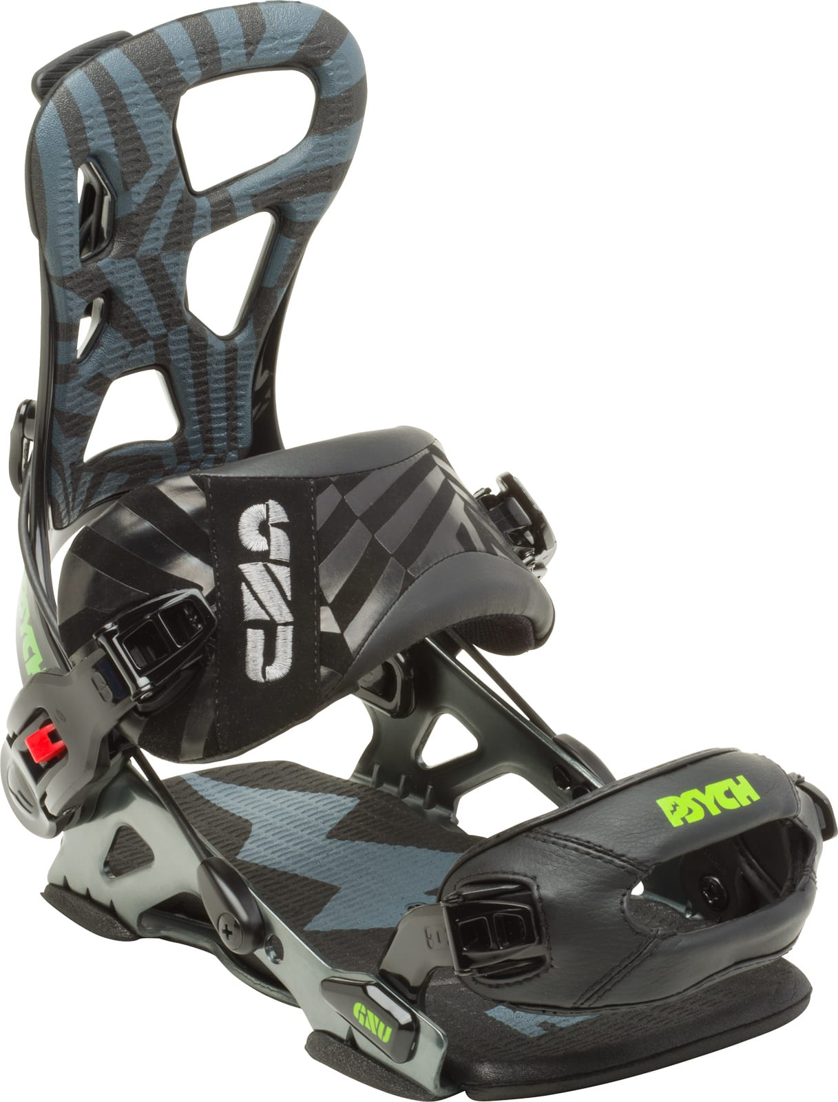 On Sale Gnu Psych Snowboard Bindings Up To 45 Off