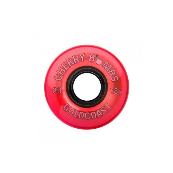 Gold Coast Cherry Bombs Skateboard Wheels Tnt U.S.A. & Canada
