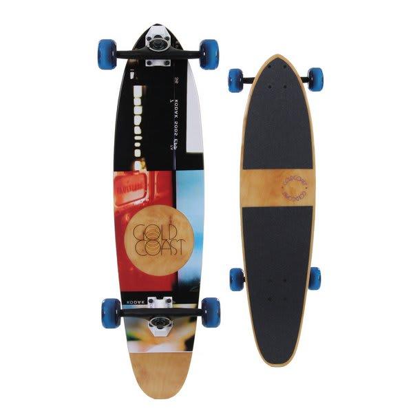 Gold Coast Hour Roller Fg Longboard Skateboard Complete U.S.A. & Canada