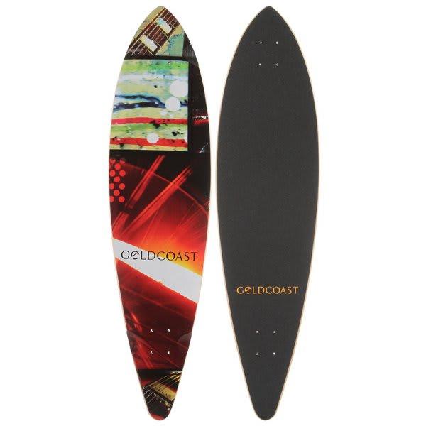 Gold Coast Over Exposed Longboard Skateboard U.S.A. & Canada