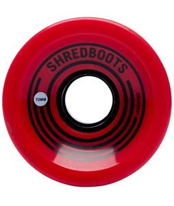 Gold Coast Shred Boots Longboard Wheels