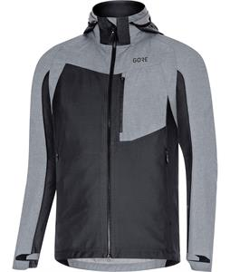 Gore Wear C5 Gore Insulated Hybrid Hooded Bike Jacket