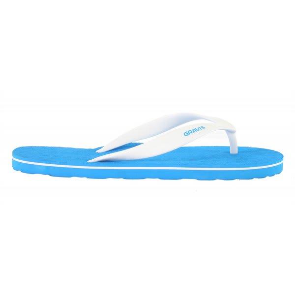 Gravis Crescent Sandals White U.S.A. & Canada
