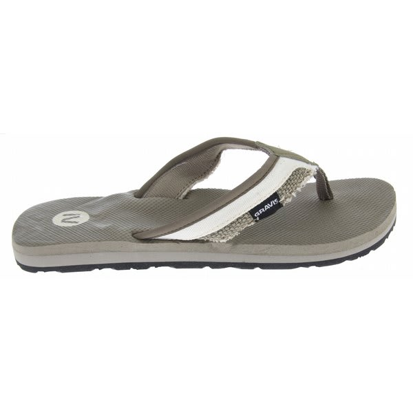 Gravis Hemperpedic Sandals Rock U.S.A. & Canada