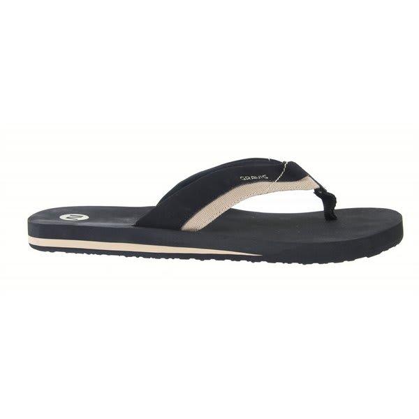 Gravis Playa Sandals Black U.S.A. & Canada