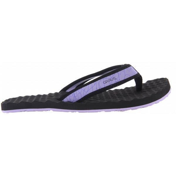 Gravis Soundcheck Sandals Lavender U.S.A. & Canada