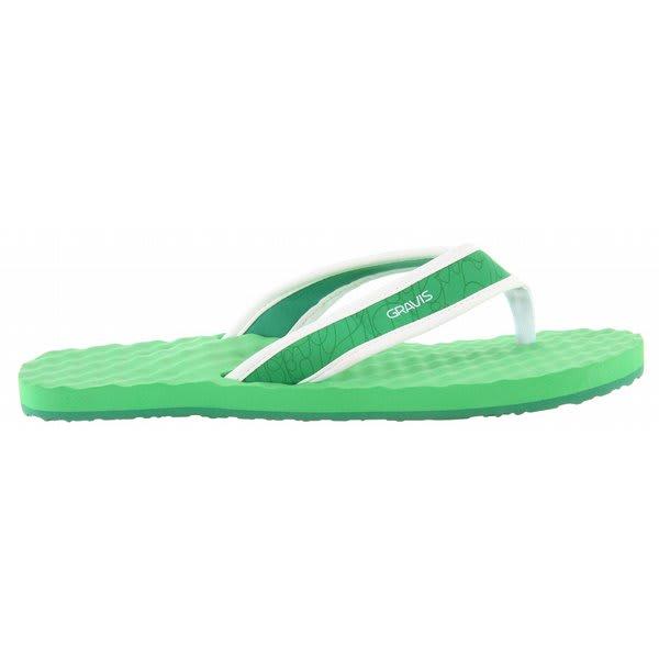 Gravis Soundcheck Sandals Poison Green U.S.A. & Canada