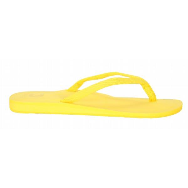 Gravis Spritzer Sandals Vibrant Yellow U.S.A. & Canada