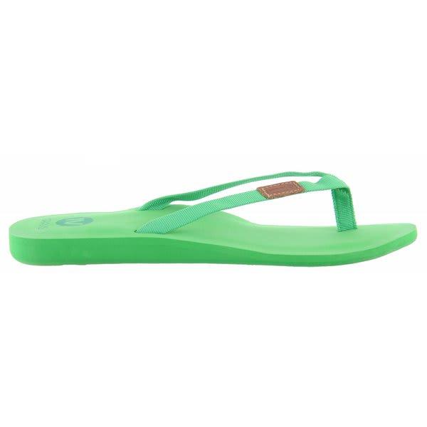Gravis Spritzer Sandals Poison Green U.S.A. & Canada